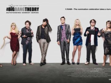 the big bang theory emmy