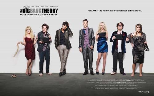the big bang theory emmy
