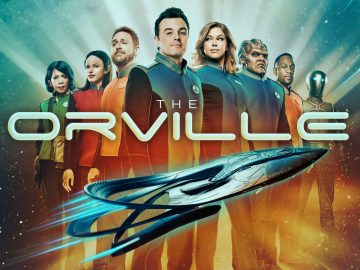 The orville staffel 2