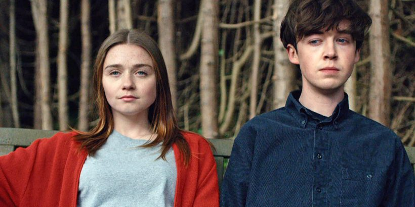 The End of the F**king World staffel 2