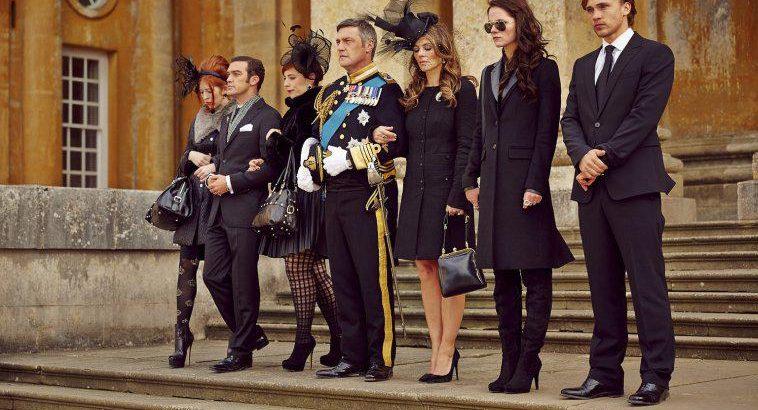 the royals absetzung