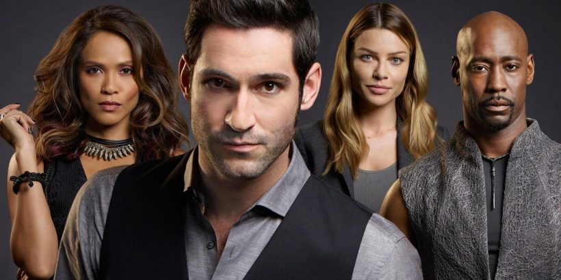 lucifer staffel 4 amazon