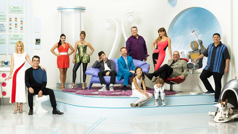 modern family staffel 9