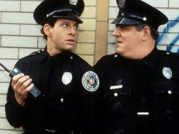 Steven Guttenberg police academy