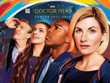 Doctor Who Oktober