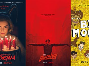 Netflix: Neuheiten im Oktober 2018