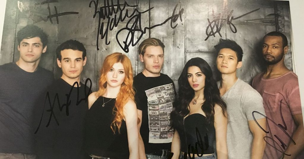 shadowhunters cast