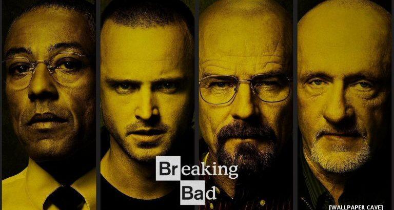 breaking bad beste serie