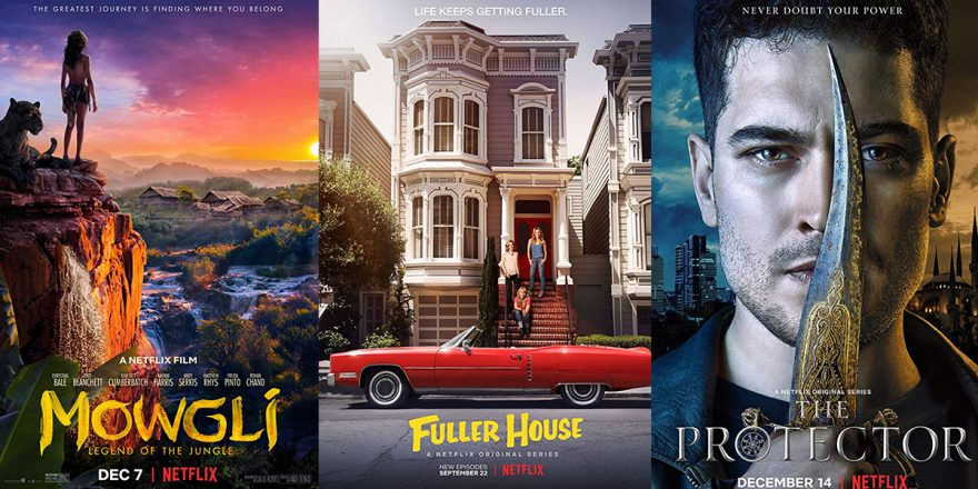 Netflix: Neuheiten im Dezember 2018