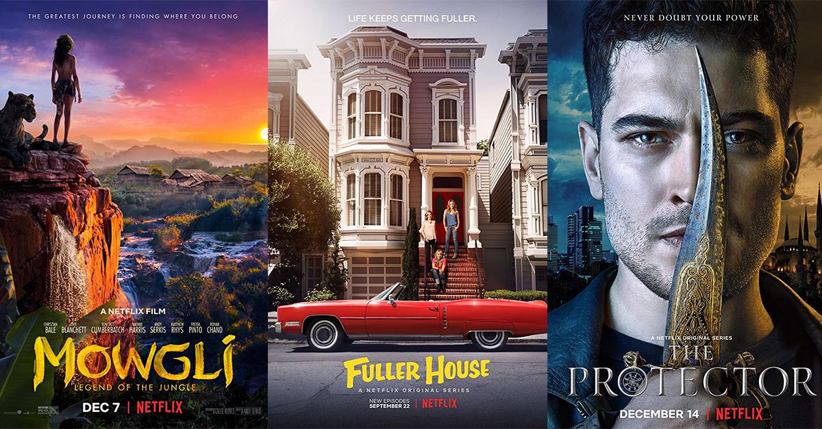 Neuheiten Netflix