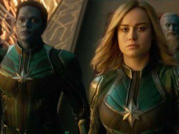 Captain Marvel TV-Spot
