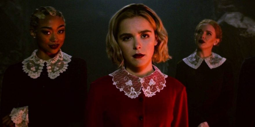 Chilling Adventures of Sabrina teil 2 Trailer