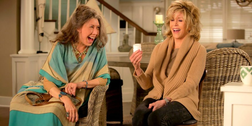Grace and frankie staffel 5