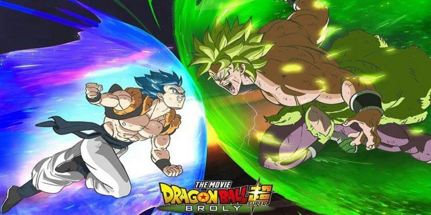 dragonball super: broly gogeta
