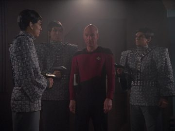 Picard romulaner