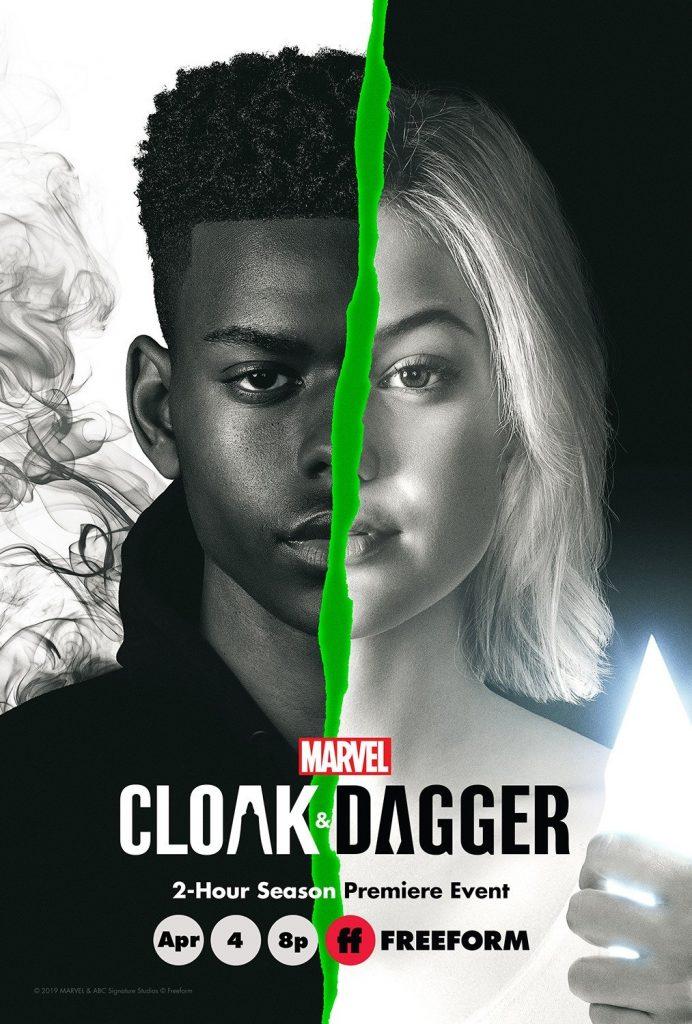 Marvel's Cloak & Dagger Staffel 2