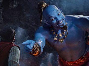 Aladdin Teaser-Trailer Dschinni