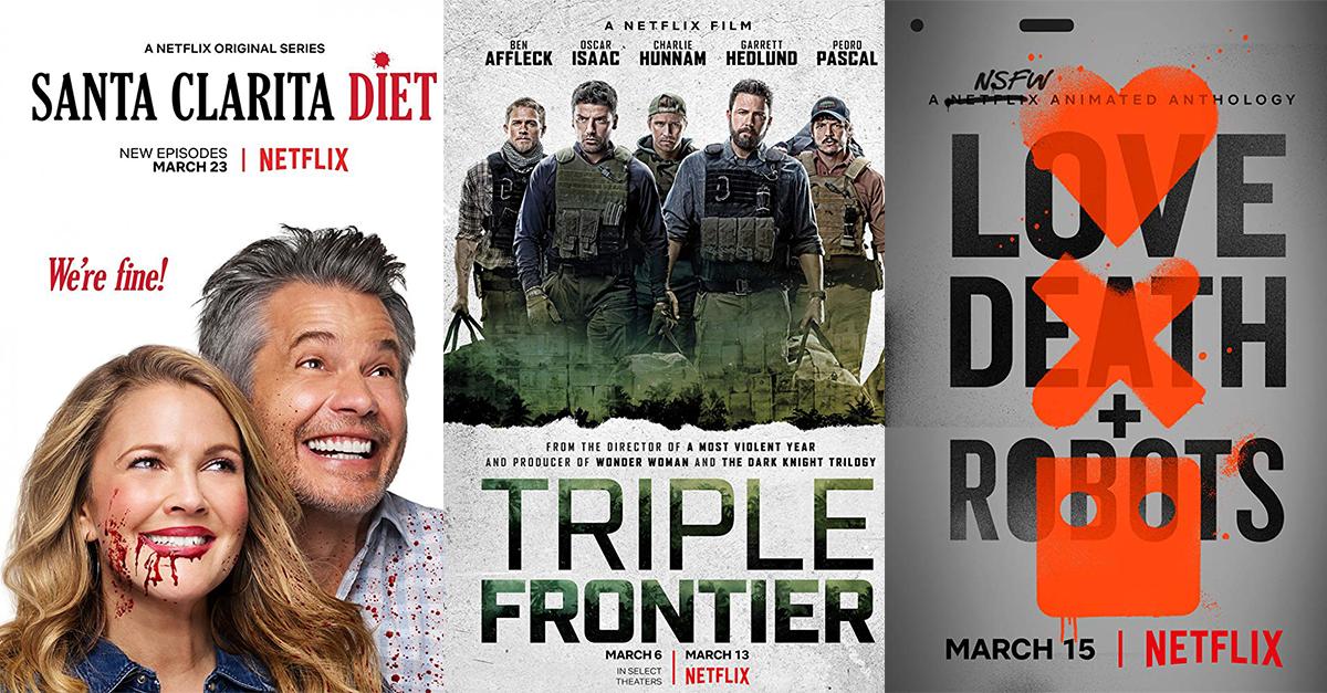 Netflix Original Serien