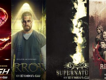 The CW Serien verlängert 2019 2020 arrowverse