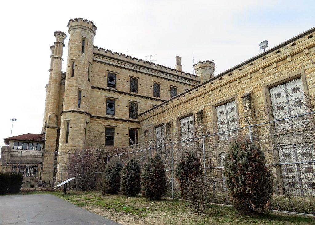 prison break Joliet Correctional Centre