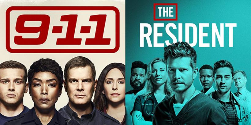 9-1-1 Atlanta Medical - The Resident