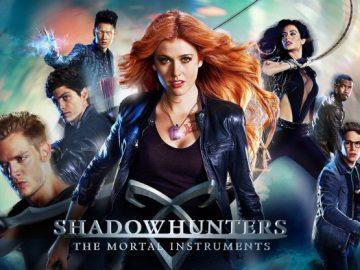 Shadowhunters Buch Serie