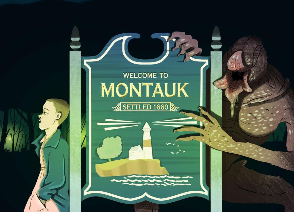Stranger Things Montauk