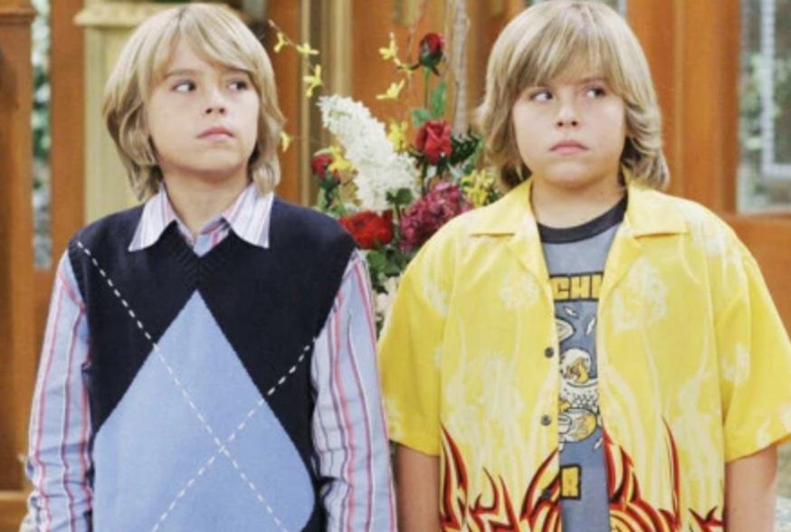 Zack & Cody cole