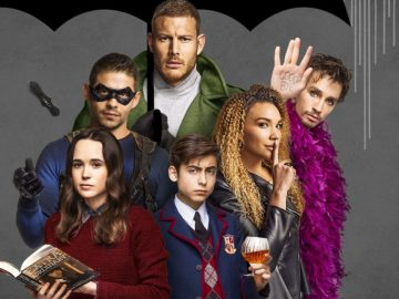 The Umbrella Academy Staffel 2