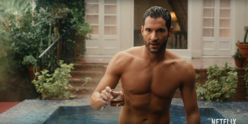 Lucifer Staffel 4 Teaser Netflix Amazon Prime Video