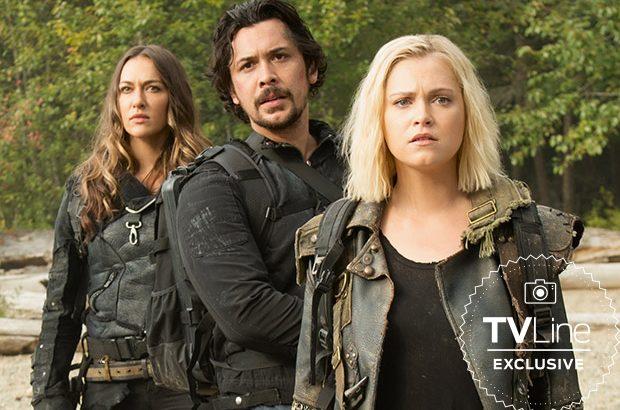 The 100 Staffel 7