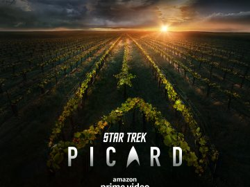 Star Trek: Picard Teaser Trailer