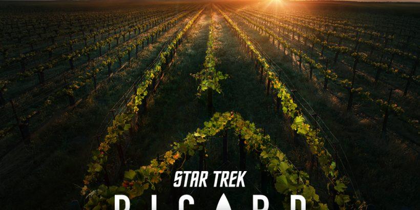 Star Trek: Picard Teaser Trailer