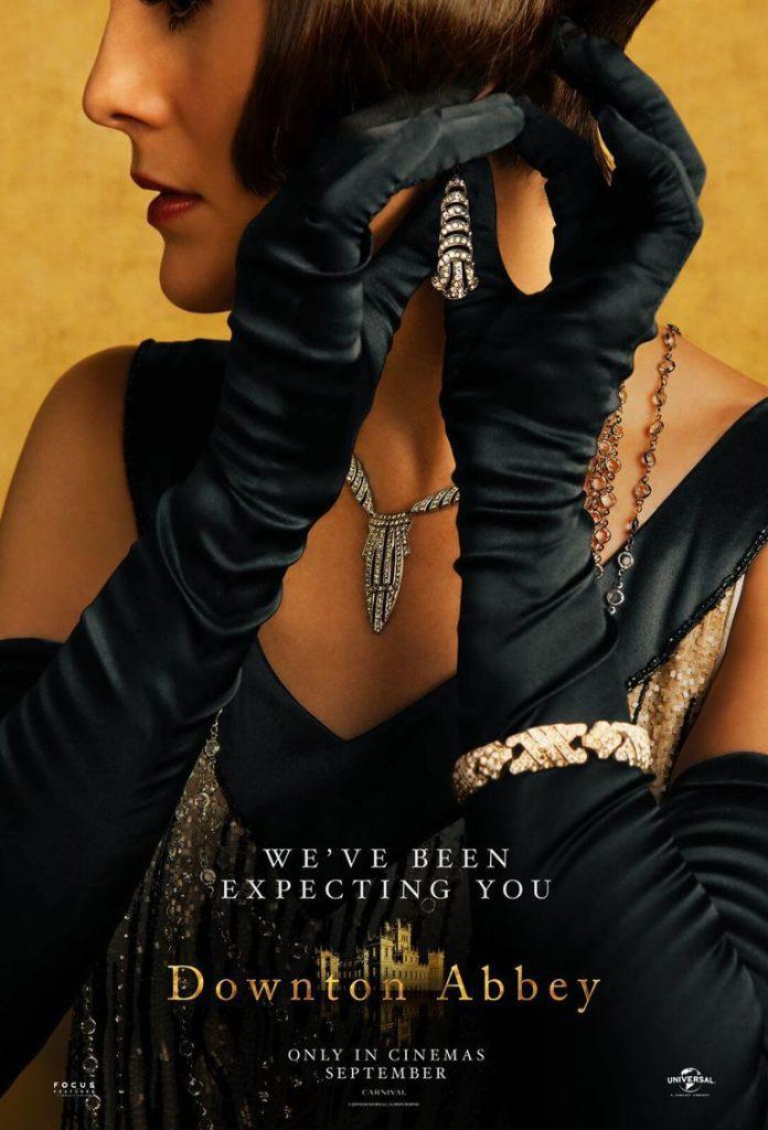 Downton Abbey Charakterposter Kinofilm