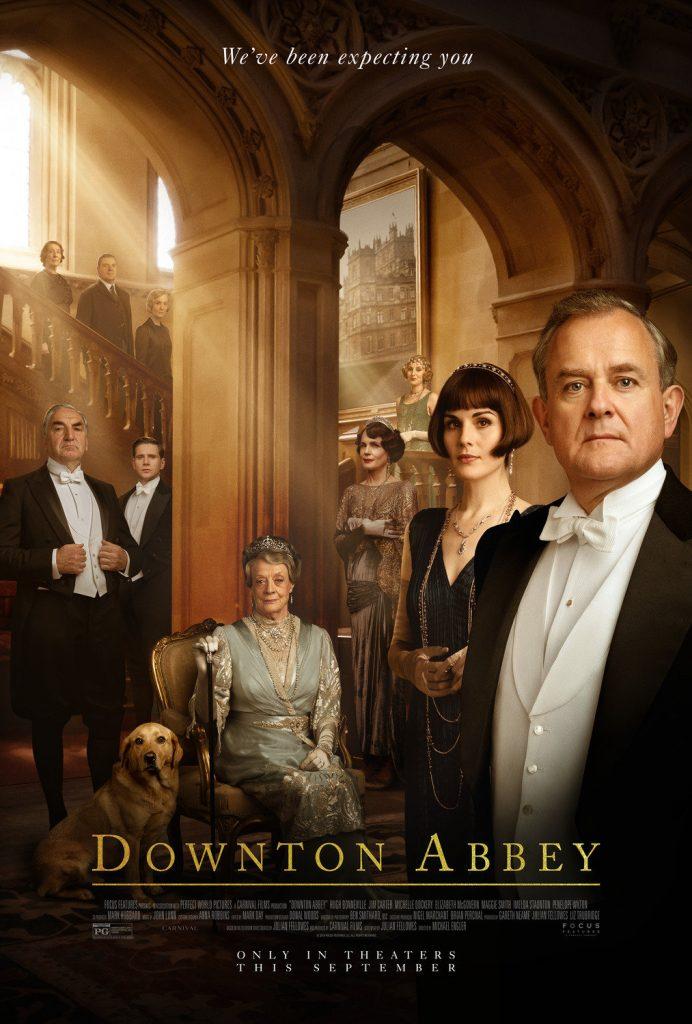 Downton Abbey Poster zum Kinofilm