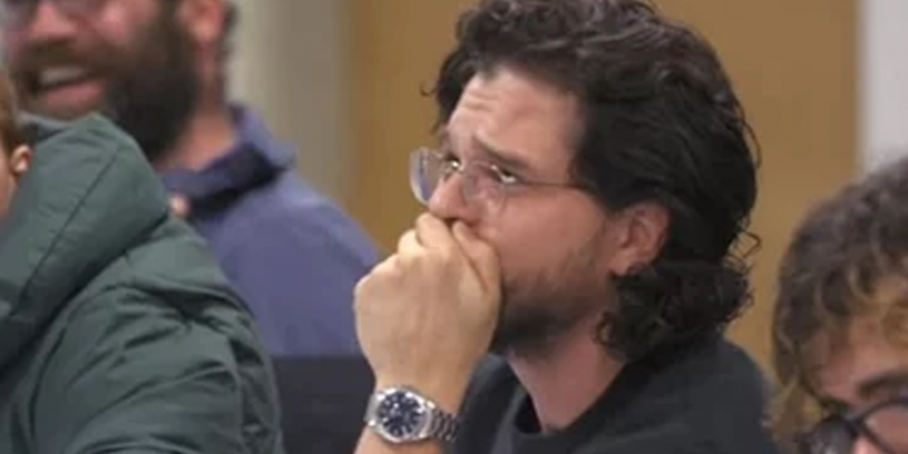 Kit Harington Table Read