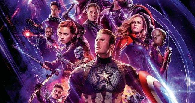Avengers: Endgame Box Office 2,2 Milliarden Dollar