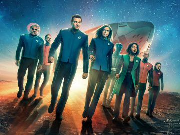 The Orville Staffel 3