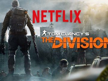 The Division Netflix Verfilmung