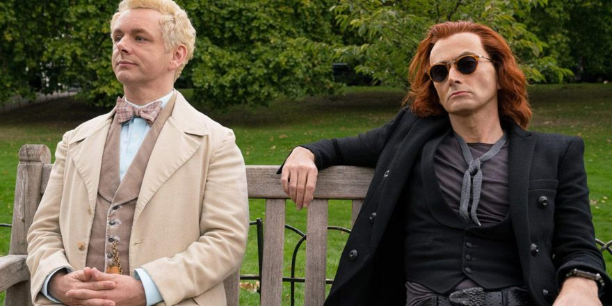 Good Omens Radikale Christen Netflix amazon