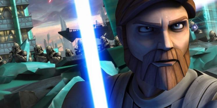 Star wars: The Clone Wars finale staffel