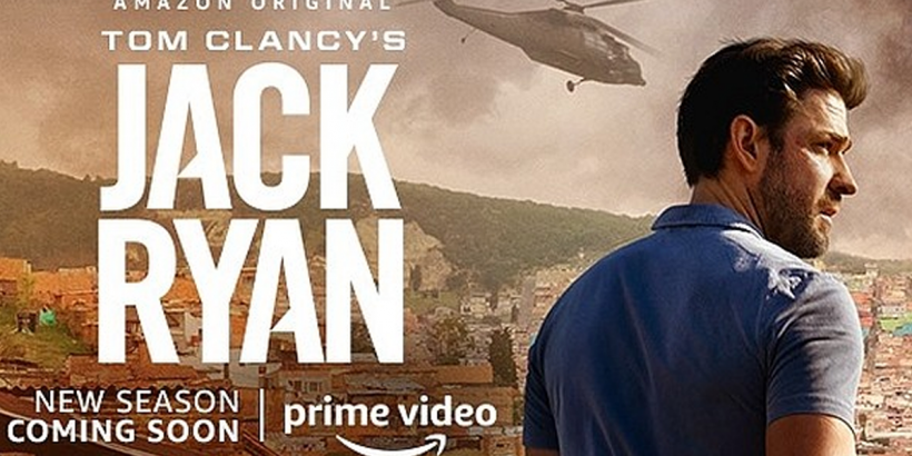 Tom Clancy's Jack Ryan Staffel 2 Trailer