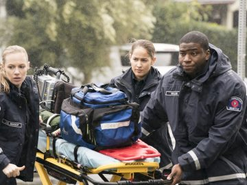 Station 19 Seattle Firefighters S02E09 Spielraum