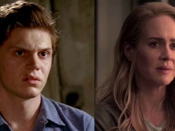 American Horror Story Staffel 9 Evan Peters Sarah Paulson