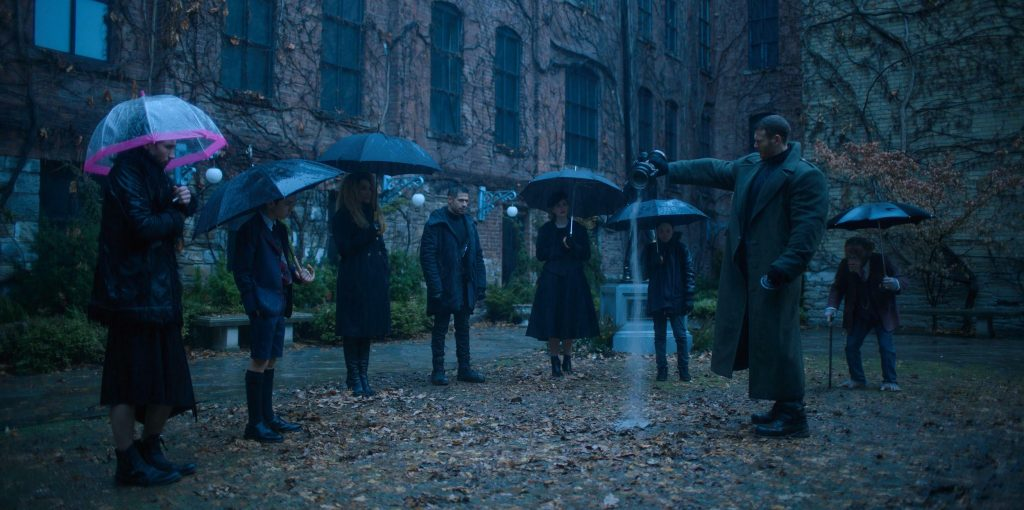 The Umbrella Academy Netflix Fakten