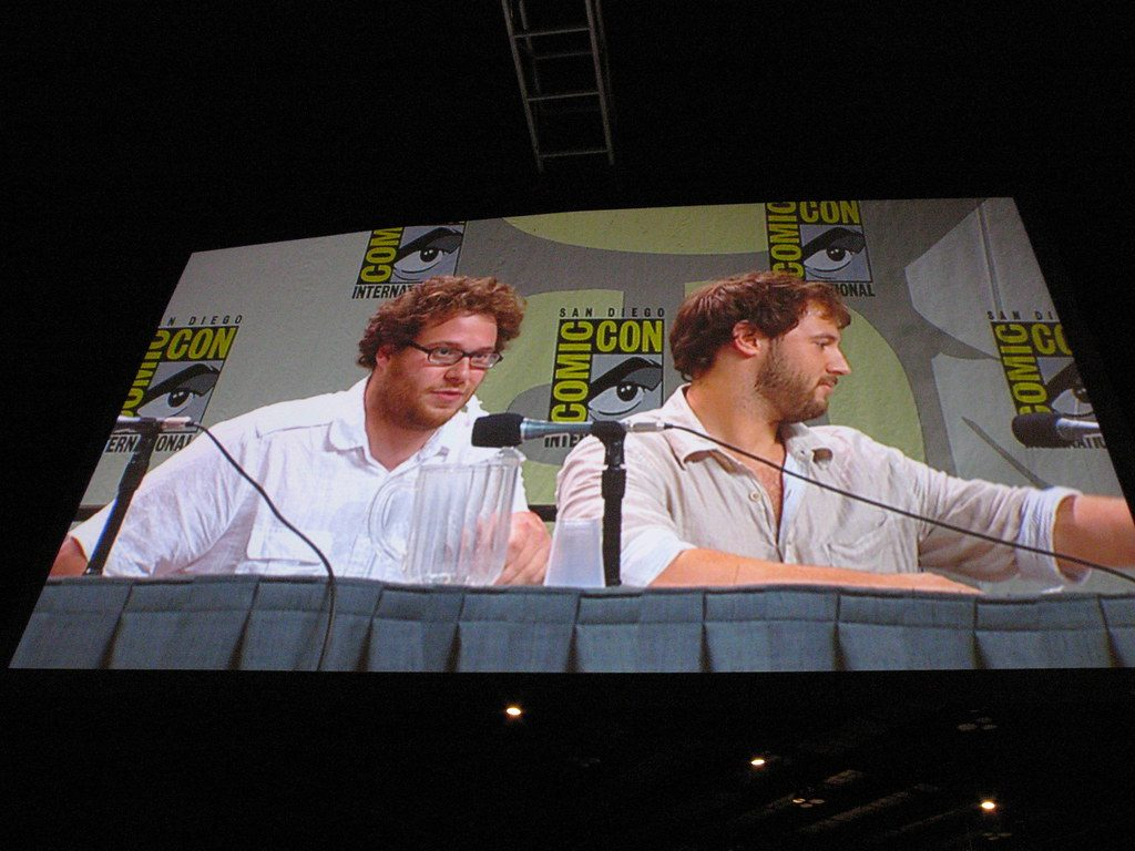 The Boys Seth Rogen Evan Goldberg