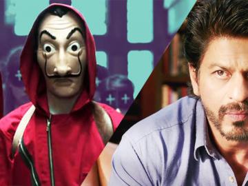 Haus des Geldes Bollywood Remake