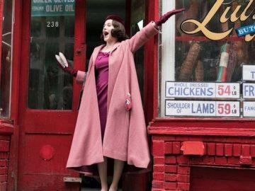 The Marvelous Mrs. Maisel Staffel 3 Trailer