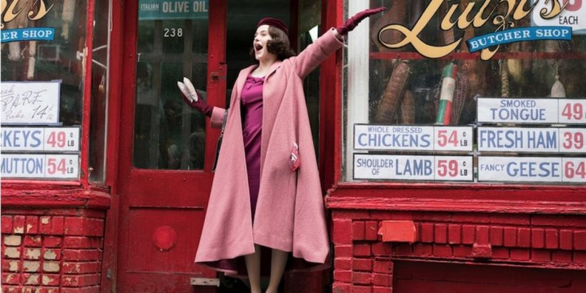 The Marvelous Mrs. Maisel Staffel 3 Trailer
