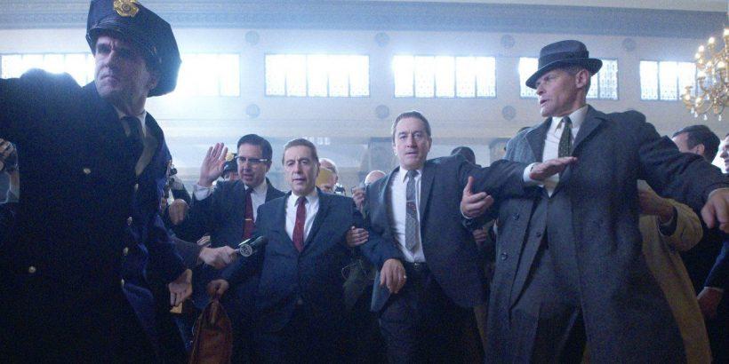 The Irishman Netflix Martin Scorsese